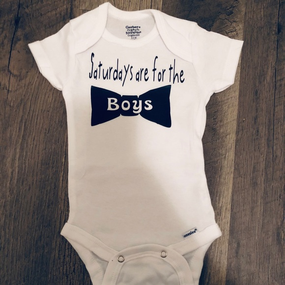 68940248b Gerber One Pieces | Custom Baby Boy Onesie | Poshmark